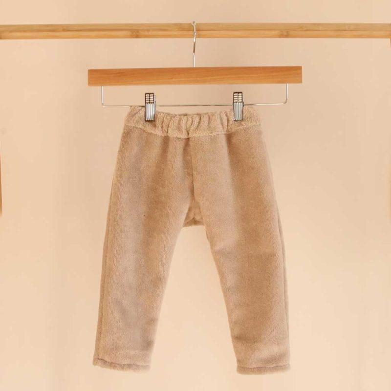 Pantalon enfant micro éponge