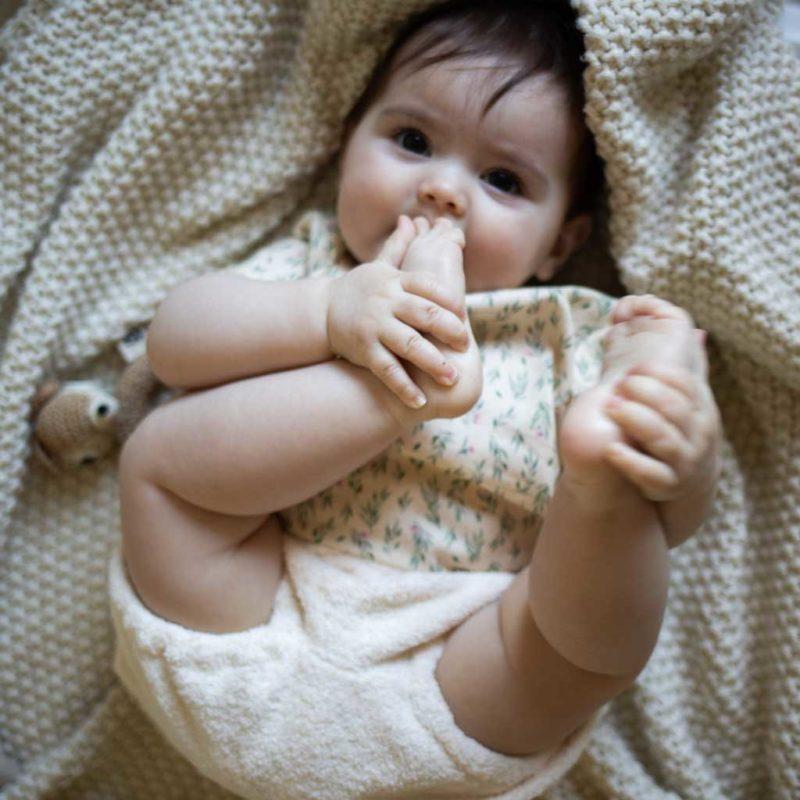 bloomer bébé coton bio