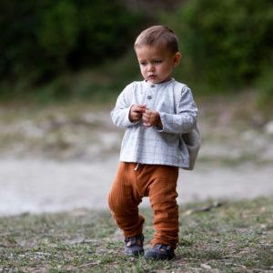 pantalon-bébé-double-gaze-coton-cannelle
