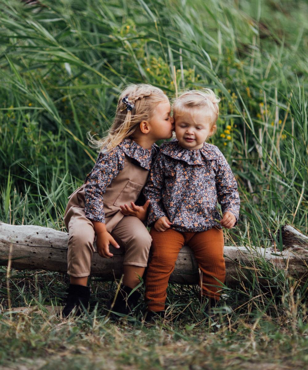 Vêtements bébé et enfant automne